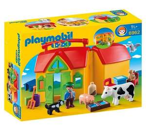 Playmobil 123 My take along Farm 6962 for £7 @ Boots instore