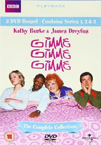 Gimme Gimme Gimme Complete Box Set DVD Amazon £4.50 Prime £6.49 Non Prime