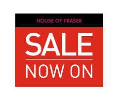 House Of Fraser Flash sale until 8AM tomorrow morning Up to 30% off Home* Up to 10% off Electricals*
