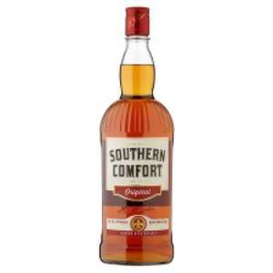 1 Litre Southern Comfort - £20 @ Tesco (instore and online)