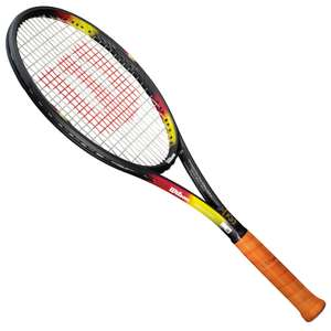 Pair of Wilson Pro Staff 6.1 25th Anniversary Tennis Racquets £149.99 + £7.99 delivery - offer accepted @ £120. - RacquetDirect @ eBay