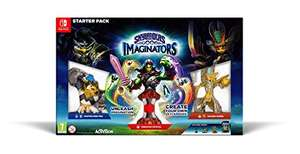 Skylanders Imaginators for Nintendo Switch £20 at GAME