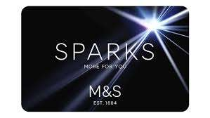 M&S Sparks offers on food and non food items