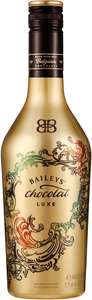Baileys chocolate luxe 50cl only £10 instore at sainsburys