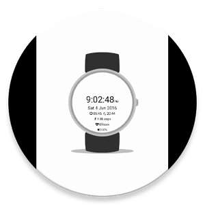 Athletica Watchface Pro App (Was £0.59) Free - Google Play Store