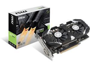 MSI GeForce GTX 1050 2GT OC 2GB GDDR5 Graphics Card £89.99 Novatech