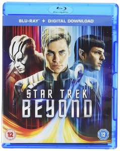 Star Trek Beyond Blu-ray @ tesco Direct - £5