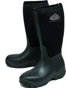 Grub frostline sport Wellington boots,  high quality, size 12 & 4 only - £30
