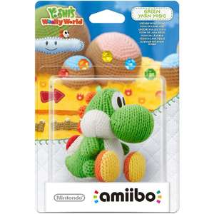 Yoshi's Woolly World Collection Green (Pink & Blue) Yoshi - £7.77 - TheGameCollection