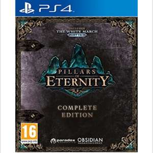 Pillars of eternity complete edition £32.75 -  Boomerang