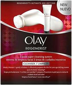 Olay Regenerist 3 point Face Cleansing System Buy 1 Get 1 Free £39.99 @ Superdrug