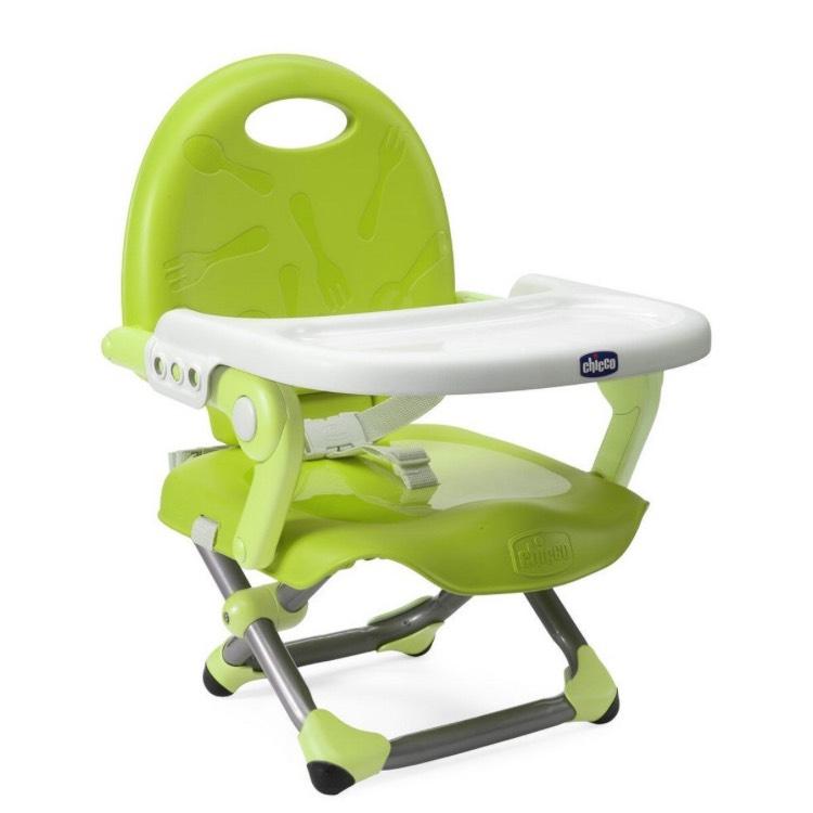 Chicco pocket snack booster seat £15.96 (Prime) / £20.71 (non Prime) at Amazon