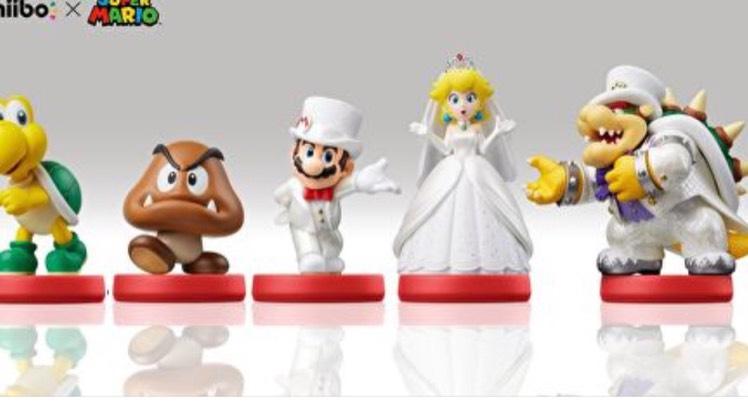 Super Mario Odyssey Amiibo £12.85 - Shopto