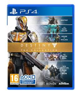 Destiny: The Collection (Xbox One & PS4) £16 Delivered @ Tesco Direct
