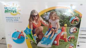 Wilko 5 in 1 foldable slide from £50 to £17.50 instore - Droylsden in Manchester