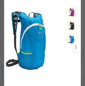 10L Crivit Lightweight Backpack (4 colours) £7.99 @ Lidl