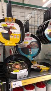 Morrisons IN STORE reduced to clear kitchen utensils, pans and knives e.g Tefal and Russell Hobbs single pans from £5