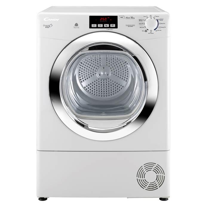 Candy Grand O Vita Smart 10kg Condenser Tumble Dryer - White/Chrome £256.98 delivered @ Very