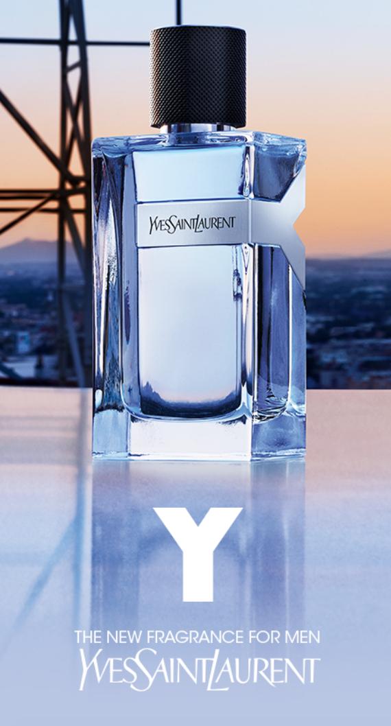 YvesSaintLaurent FREE Sample for Men @YSL