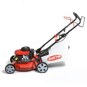 "BMC Austin MiniMower 16"" 3HP 99cc  £139.96 delivered @ Dispatched from and sold by UK Home Shopping - UKHS. @ Amazon"