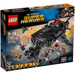 LEGO Super Heroes 76087 Justice League Flying Fox Batmobile Airlift Attack £60 @ John Lewis