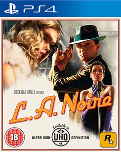LA Noire (PS4/XB1) - £29.86 @ Shopto