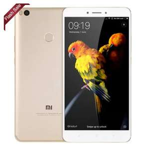 Xiaomi Mi Max 2 64GB £182.24 @ gearbest or £184.56 for global version