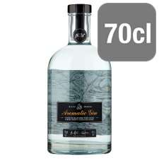 Tesco Finest Aromatic Gin 70Cl 43%. £14 Tanqueray 1L is £18 though.