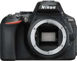 Nikon D5600 Digital SLR Camera Body Only + FREE 16GB MEMORY CARD £509 @ Portus