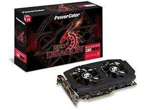 PowerColor AMD Radeon RX 580 8GB Red Dragon V2 Graphics Card - Free delivery available £284.99 @ Novatech