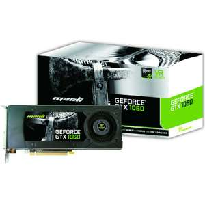 "OCUK GEFORCE GTX 1060 ""REFERENCE DESIGN"" 6144MB GDDR5 £239.99 @ OCL"