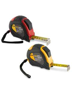 Aldi workzone-measuring-tape-10m Online with free delivery £1.99