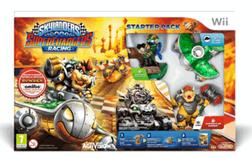 Skylanders SuperChargers Racing Starter Pack (New) (Nintendo Wi) £2 Delivered @Game (Includes Bowser Skylander/Amiibo)