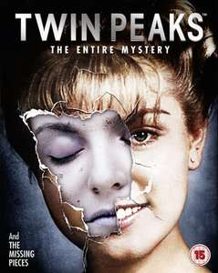 Twin Peaks The Entire Mystery Complete Box Set Blu-ray 14.99 Zavvi