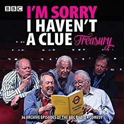 Audible DOTD, I'm Sorry I Haven't a Clue (18 hours!) audio comedy £2.99