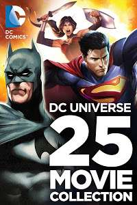 DC Universe 25 Movie Collection, Hunger Games Collection, MIddle-Earth Collection, Star Trek 10 Movie Collection- (SD only) Google Play Movies £3.99