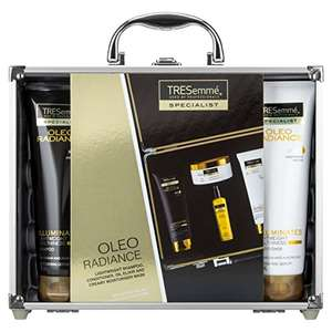 Tresemme Oleo Radiance Collection Gift Set £8.05  (Prime) / £12.80 (non Prime) at Amazon