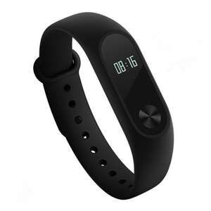 Original Xiaomi Miband 2 OLED Display Heart Rate Monitor Bluetooth Smart Wristband Bracelet £13.35 - banggood