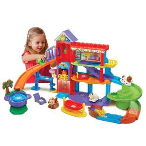 Toot Toot Animals Pet Hotel Half Price £19.99 at Smyths