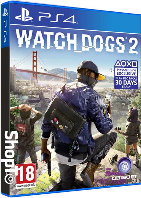 Watch Dogs 2 [PS4/XO] £17.85 @ Shopto