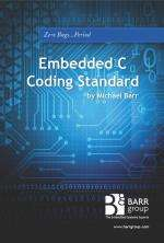 Free pdf download of 'Embedded C Coding Standard' from Barr Group