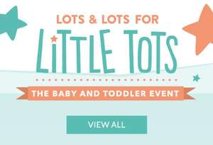 Asda Baby Event Online Now