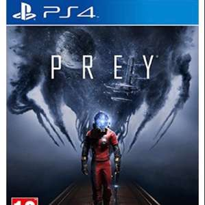 Prey PS4 £16.95 @ Base