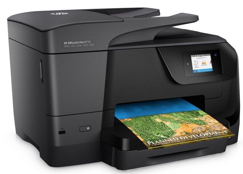HP OfficeJet Pro 8710 Wireless All-in-One Printer HPSTORE £75, £15 after trade in, 3 year warranty