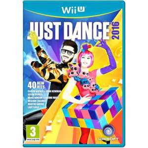 Just Dance 2016 Wii U for £4 delivered @ Tesco Direct