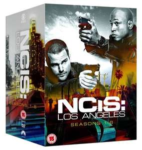 NCIS Los Angeles: Seasons 1-6 [DVD] £25 @ Zoom
