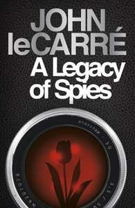 A Legacy of Spies - John le Carre - £9.50 delivered (rrp £20) @ The Book Depository