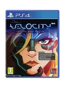 Velocity 2X: Critical Mass Edition (PS4) £15.85 Delivered @ Base