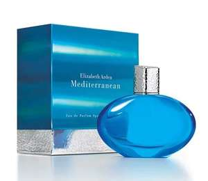 Elizabeth Arden Mediterranean Eau de Parfum 100ml £10.00 @ Superdrug - Free Delivery With Health & Beautycard