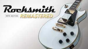 Rocksmith 2014 Remastered (PC/Steam) - £6.25 at Amazon